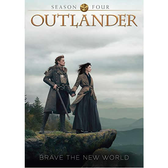 Outlander Season 4 DVD Wholesale