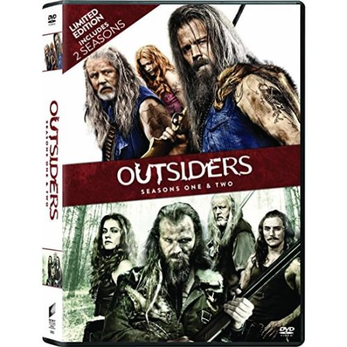 Outsiders Season 1 and 2 DVD Wholesale
