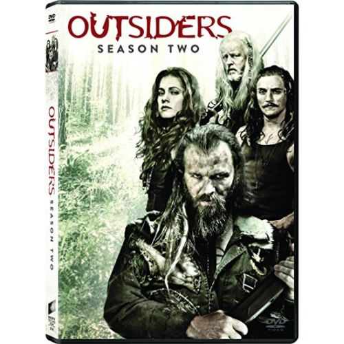 Outsiders Season 2 DVD Wholesale