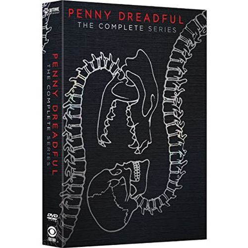Penny Dreadful DVD Complete Series Box Set