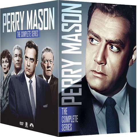 Perry Mason DVD Complete Series Box Set