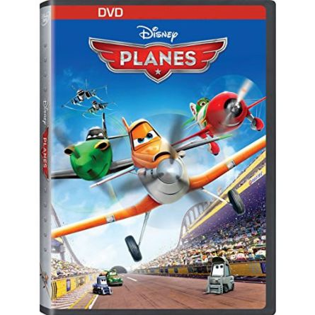 Planes Kids Movie DVD