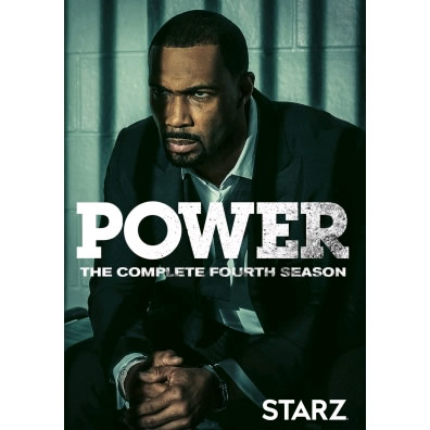 Power Season 4 DVD Wholesale
