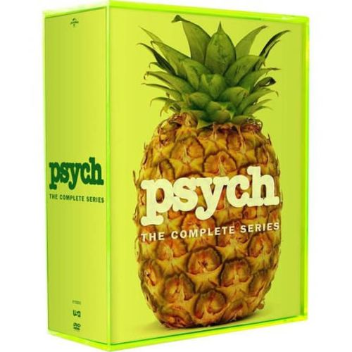 Psych DVD Complete Series Box Set