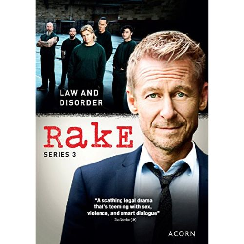 Rake Season 3 DVD Wholesale