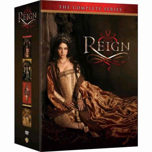 Reign DVD Complete Series Box Set