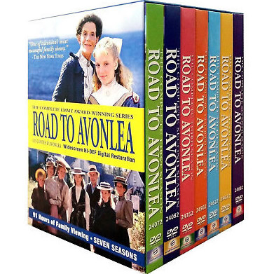 Road to Avonlea DVD Complete Series Box Set