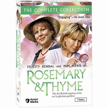 Rosemary & Thyme DVD Complete Series Box Set