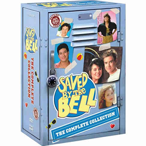 Saved By The Bell: The Complete Collection DVD Box Set