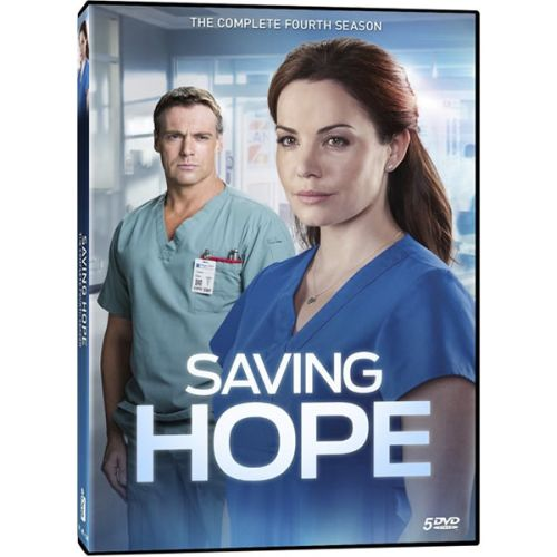 Saving Hope Season 4 DVD Wholesale