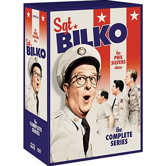 Sgt. Bilko The Phil Silvers Show DVD Complete Series Box Set