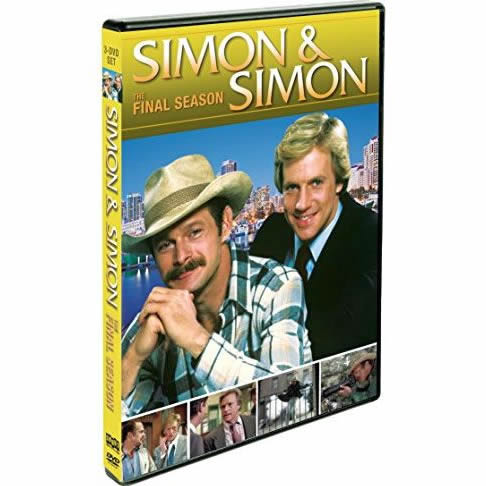 Simon & Simon Season 8 DVD Wholesale