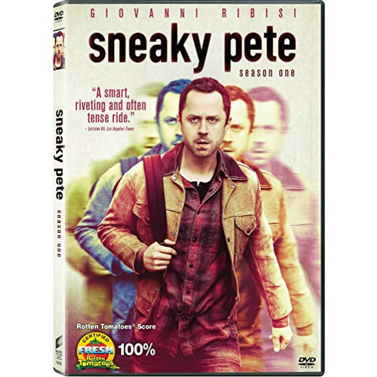 Sneaky Pete Season 1 DVD Wholesale