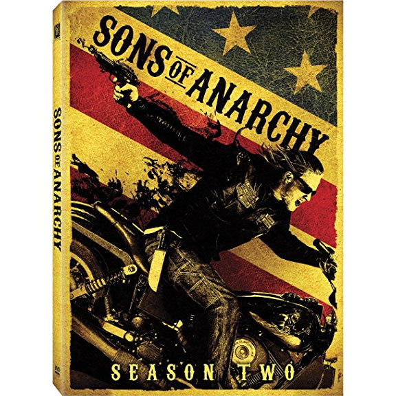 Sons of Anarchy Season 2 DVD Wholesale