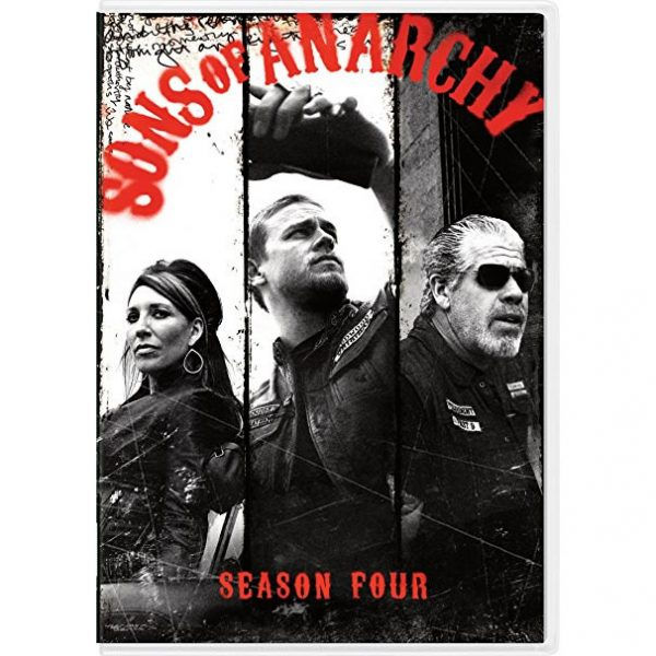 Sons of Anarchy Season 4 DVD Wholesale