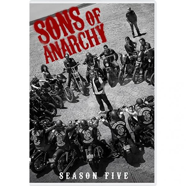 Sons of Anarchy Season 5 DVD Wholesale