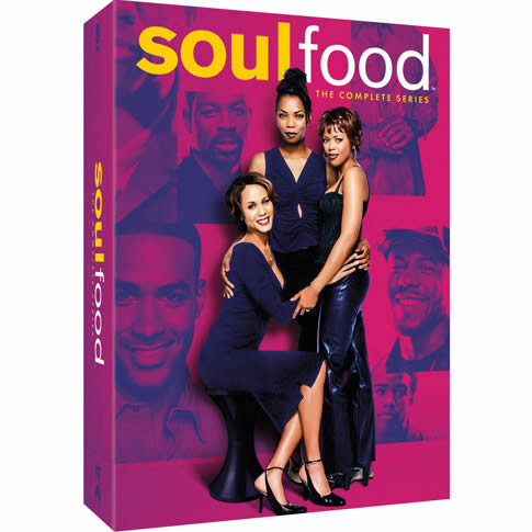 Soul Food DVD Complete Series Box Set