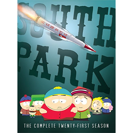 South Park Season 21 DVD Wholesale