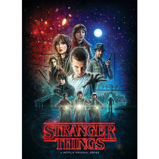 Stranger Things Season 1 DVD Wholesale