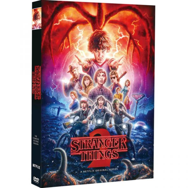 Stranger Things Season 2 DVD Wholesale