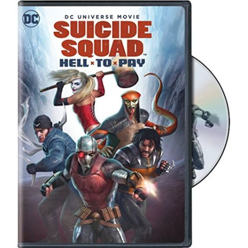 Suicide Squad: Hell To Pay Kids Movie DVD