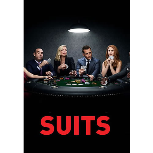 Suits Season 8 DVD