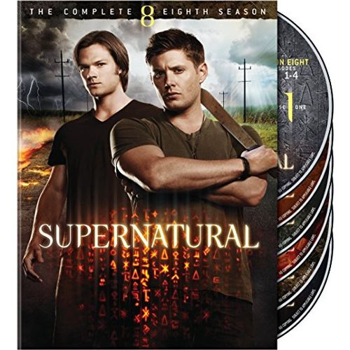 Supernatural Season 8 DVD Wholesale