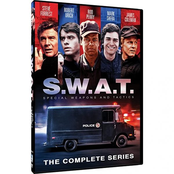 S.W.A.T. DVD Complete Series Box Set