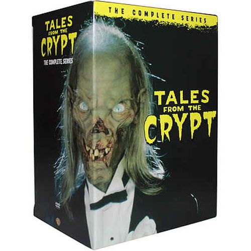 Tales from the Crypt DVD Complete Series Box Set