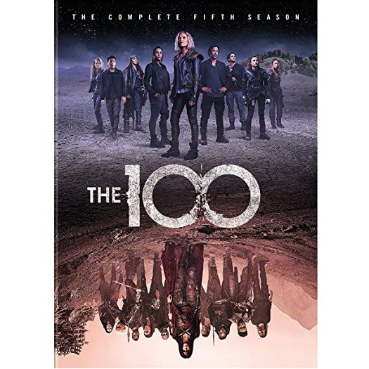 The 100 Season 5 DVD Wholesale
