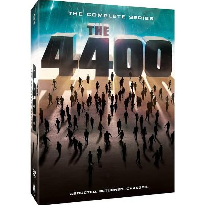 The 4400 DVD Complete Series Box Set