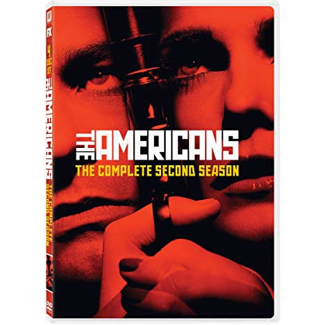 The Americans Season 2 DVD Wholesale