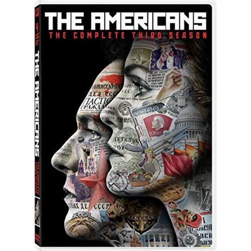 The Americans Season 3 DVD Wholesale