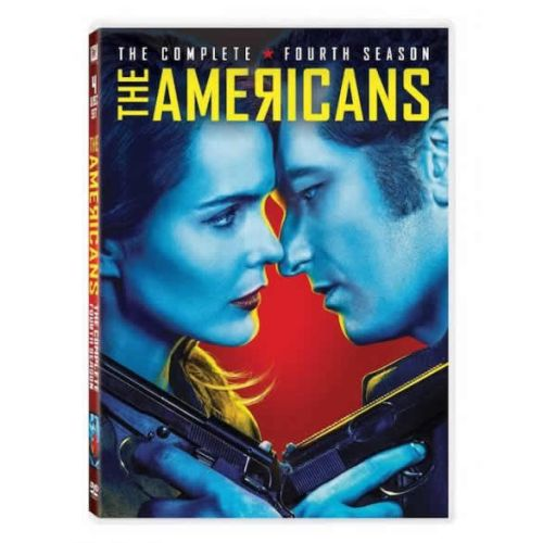The Americans Season 4 DVD Wholesale
