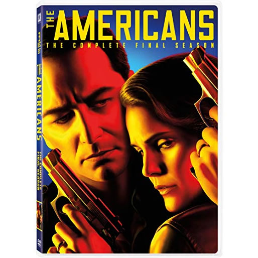 The Americans Season 6 DVD Wholesale
