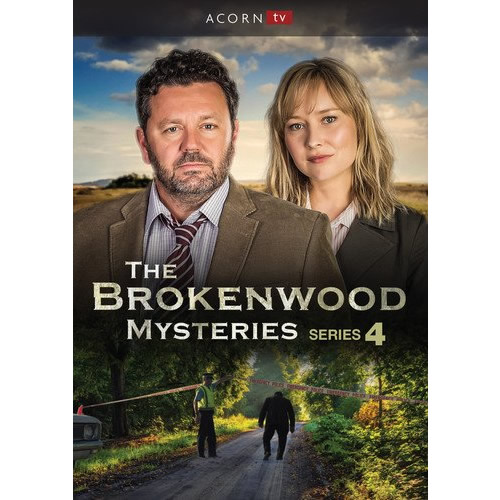 The Brokenwood Mysteries Season 4 DVD Wholesale