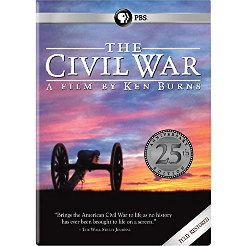 The Civil War: A Film by Ken Burns DVD Box Set