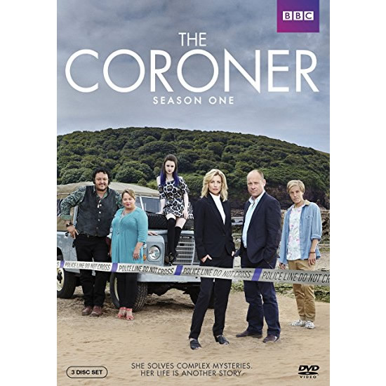 The Coroner Season 1 DVD Wholesale