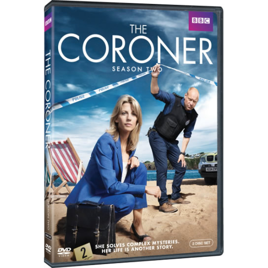 The Coroner Season 2 DVD Wholesale