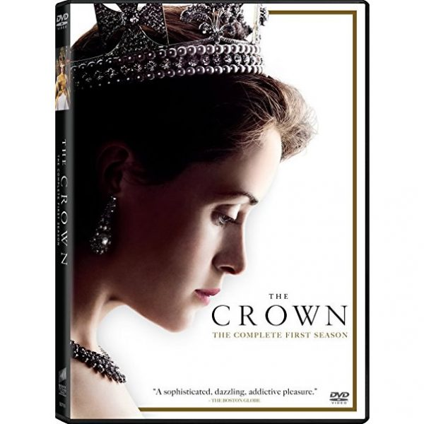 The Crown Season 1 DVD Wholesale