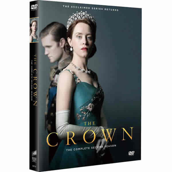 The Crown Season 2 DVD Wholesale