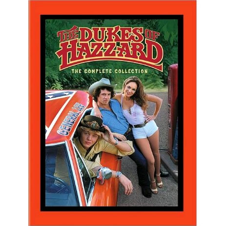 The Dukes of Hazzard DVD Complete Series Box Set