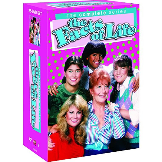 The Facts Of Life DVD Complete Series Box Set