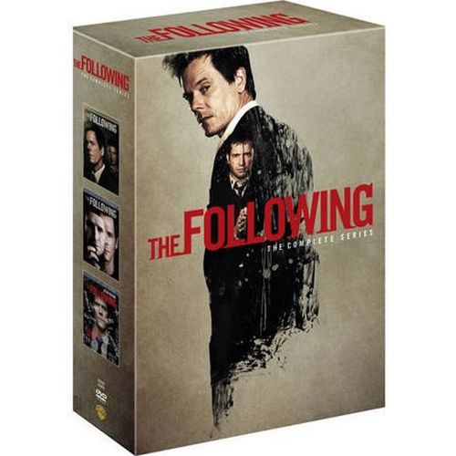 The Following DVD Complete Series 1-3 Box Set