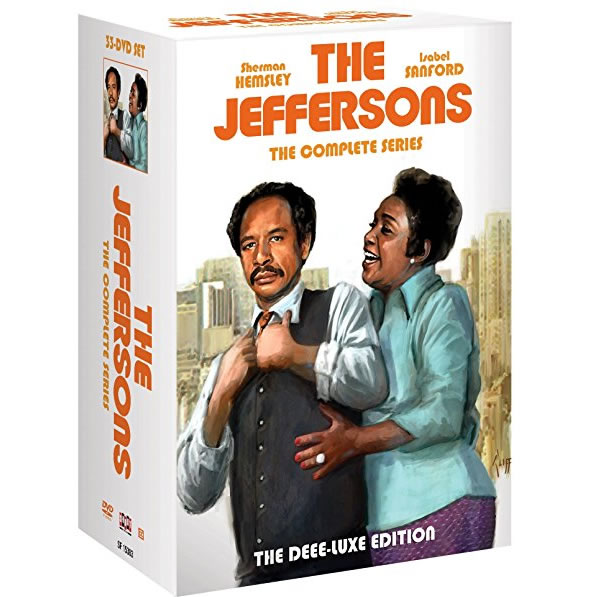 The Jeffersons DVD Complete Series Box Set