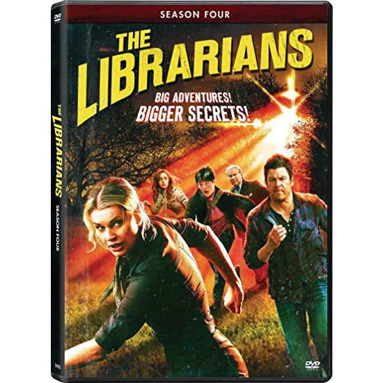 The Librarians Season 4 DVD Wholesale