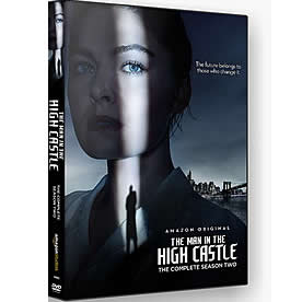 The Man In the High Castle Season 2 DVD Wholesale