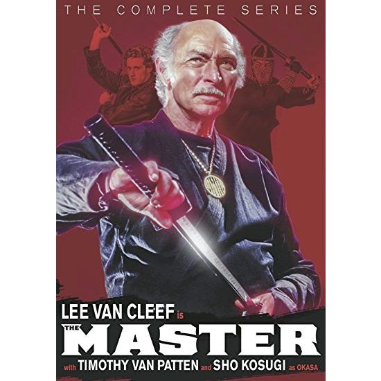 The Master DVD Complete Series Box Set