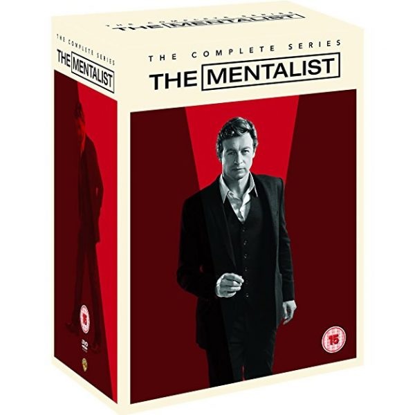 The Mentalist DVD Complete Series Box Set