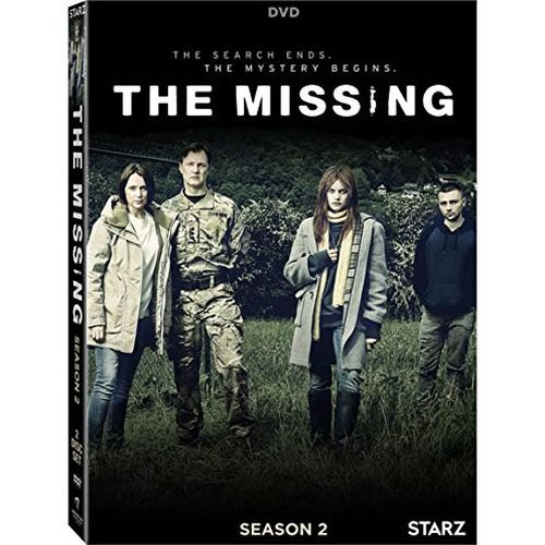 The Missing Season 2 DVD Wholesale